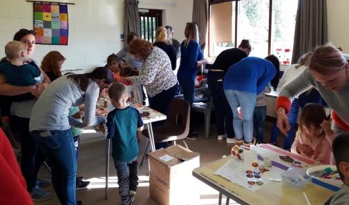 kids making